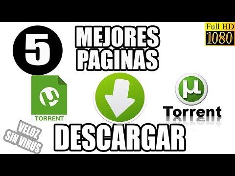 TOP 5 - Las Mejores Páginas para Descargar Torrents Rápido y Seguro