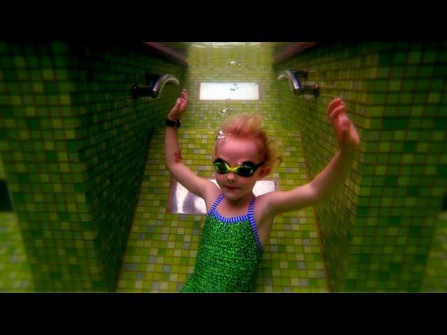 Elizabeth Swims Magic and Adventures