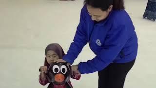 Ice Skating CSR Program at Malaysia