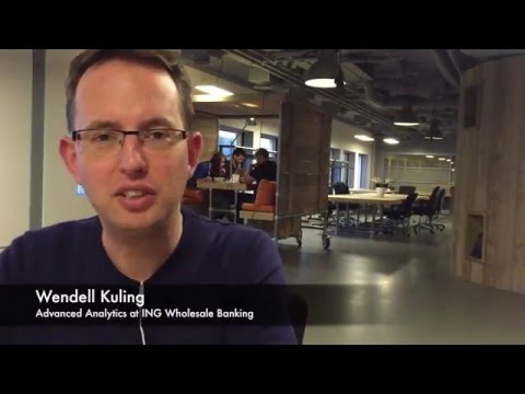 Data Science Accelerator ING Wholesale Banking