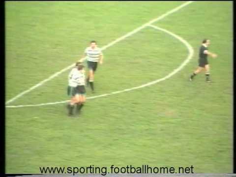 Sporting - 4 x CSKA Sofia - 4 de 1989/1990 Particular
