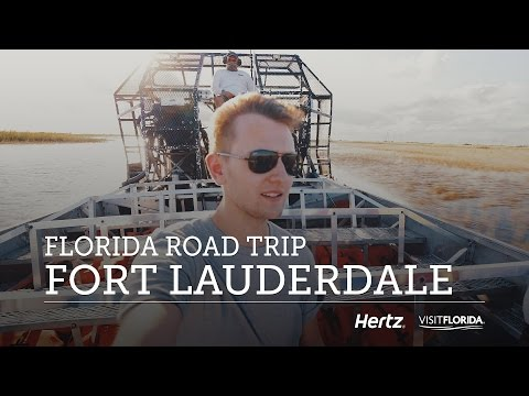 What to do in FORT LAUDERDALE, FLORIDA  — Travel Vlog