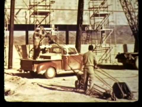 Nuclear Test Film - Operation Teapot (1954)