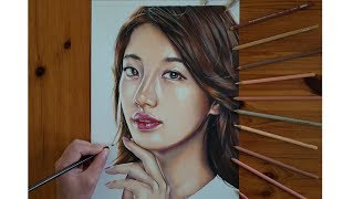 Miss A, Suzy Bae Drawing - 미쓰에이 배수지