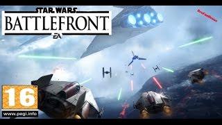SPACE BATTLE GAMEPLAY / STAR WARS Battlefront 3 [HD]