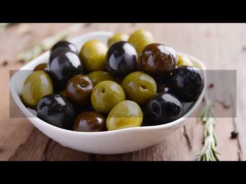 Interesting Olives Nutrition Facts