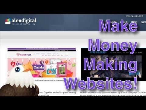 Image result for making money through web design
