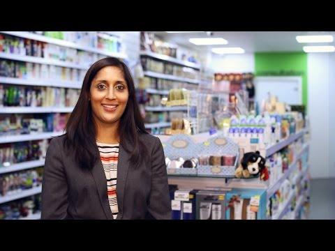 Small business stories : What is it like being a small business pharmacist in 2017?