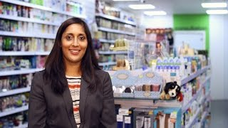 Small business stories : What is it like being a small business pharmacist?