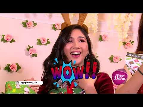 NGOPI DARA - Jessica Mila Di Dandanin Pakai Kertas Kado (23/12/18) Part 4