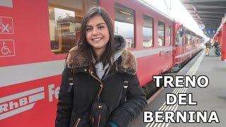 Trenino Rosso Del Bernina - Da Tirano a St. Moritz