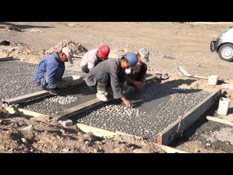 China: Protecting Relics and Creating Jobs