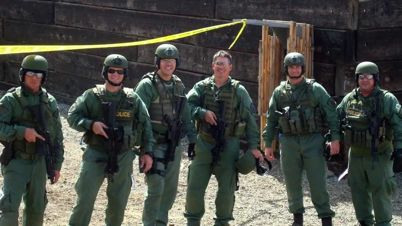 Lvmpd Swat Team Wins Competition Youtube