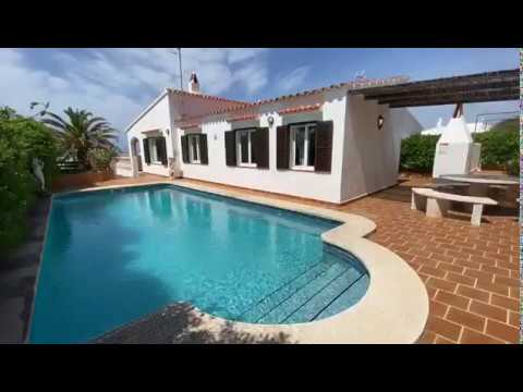 3 bedroom villa with tourist licence in Binibeca vell.