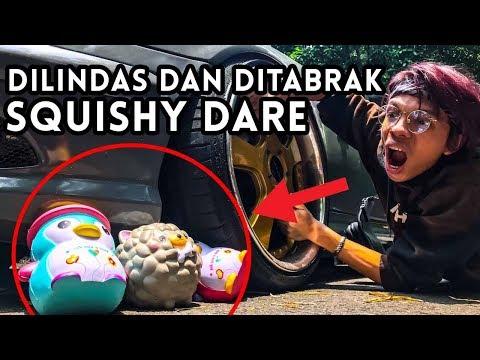 Tabrak + Lindes SQUISHY DARE! Dijamin Kagett!!!