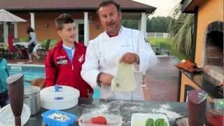 Italian Pizza Easter Vlog
