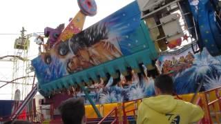Top Spin 2 Splash - Scheele Frühlingsfest Kassel 2014 HD offride (HUSS)