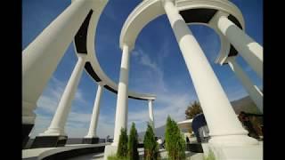 Timelapse - Абхазия - Гагры, Новый Афон 2020