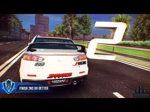 ALL HAIL KING !!!   Asphalt 8 Mitsubishi Lancer Evolution X Multiplayer Test After Update 40
