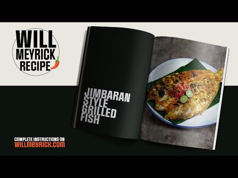 Street Food Traveller || Jimbaran Style Grilled Fish