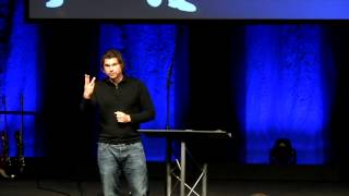 Andrew Farley - The Art of Spiritual War (Session 2) - Fall 2013 Conference