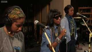 Santigold The Keepers BBC Radio 1 Live Lounge 2012