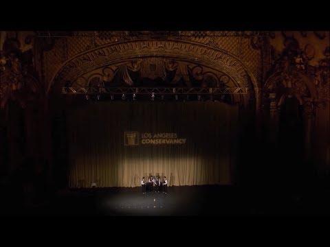 Live at the LA Theatre - Bank of Harmony, Barbershop Quartet