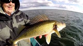 How to Catch Pigeon Lake Walleye and Fill Tags