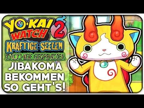 JIBAKOMA durch GEWICKELTES WAH bekommen | Yo-Kai Watch 2