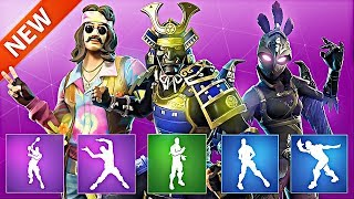 *FILTRATED* ALL NEW FORTNITE SKINS AND NEW BAILES! (UPDATE 5.30)