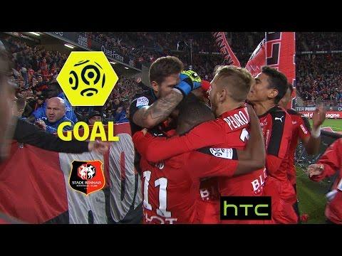 Goal Adama DIAKHABY (90' +2) / Stade Rennais FC - EA Guingamp (1-0)/ 2016-17