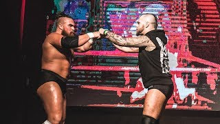 BT Gunn & Joe Coffey vs Aussie Open (Defiant Wrestling #8)
