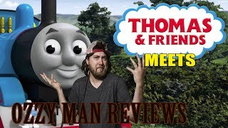 Thomas & Friends Meets Ozzy Man Reviews