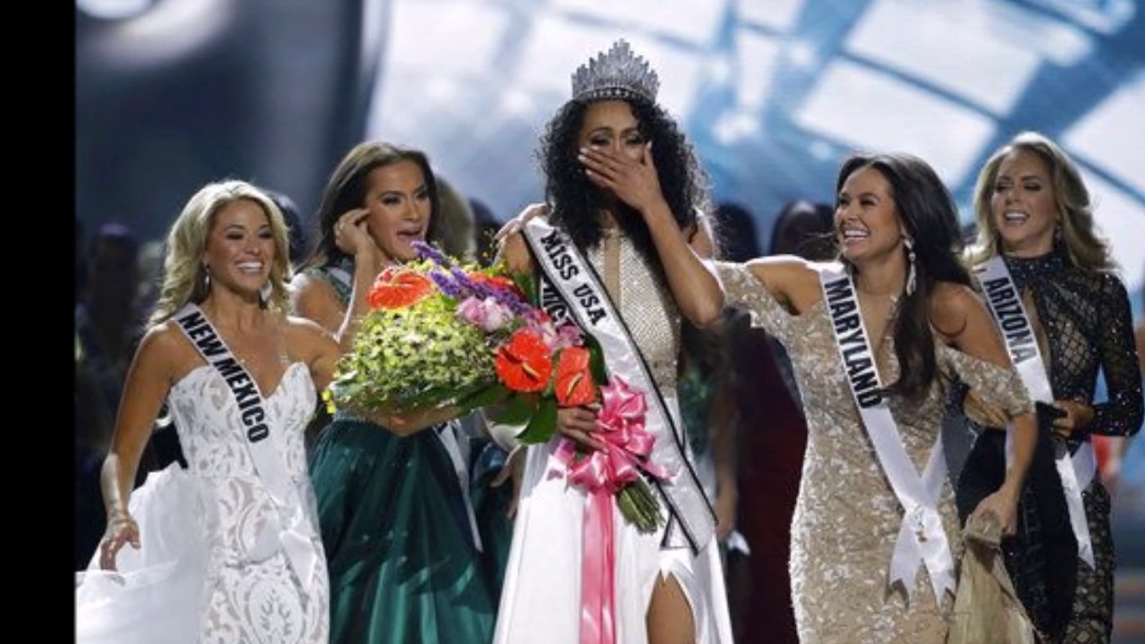 Scientist Kara McCullough Crowned Miss USA 2017