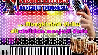 DUDA - Mas'ud Sidik (Karaoke Dangdut Indonesia)