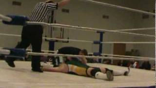 Ryne Kensei vs. Joey Anderson - OMEGA Title Match - Part 2