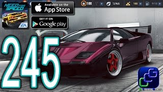 NEED FOR SPEED No Limits Android iOS Walkthrough - Part 245 - Car Series Speed Demon Chapter 1-2