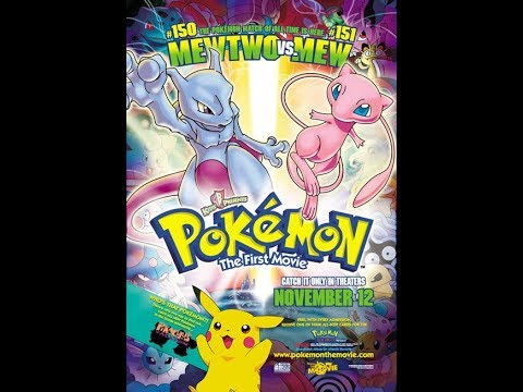 Pokemon Movie 1   The First Movie Mewtwo Strikes Back