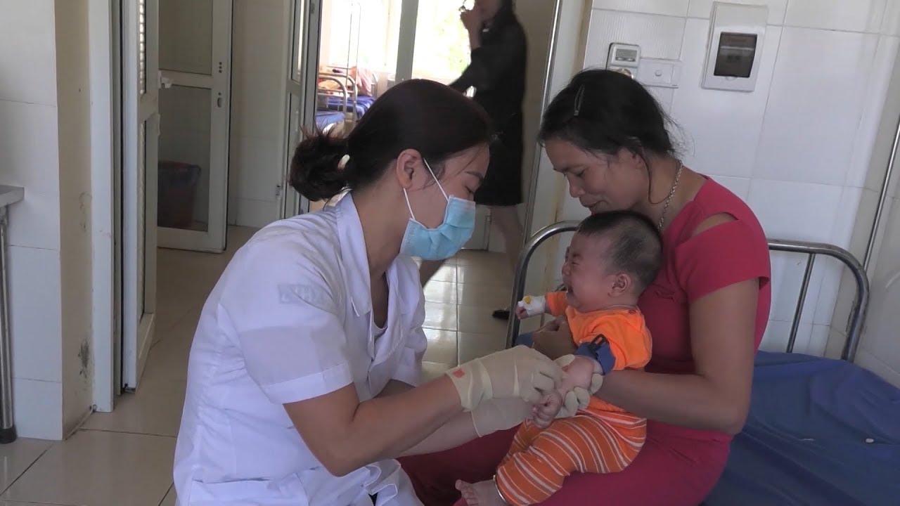 Sức khỏe cuộc sống: Bệnh sởi có nguy cơ bùng phát thành dịch