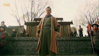 Yến Thanh đánh Thẩm Nguyên vì dám nhục mạ anh hung Lương Sơn