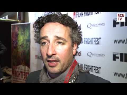 Aidan McArdle  The Borderlands Frightfest 2013