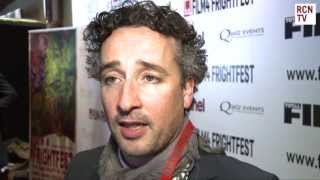 Aidan McArdle Interview The Borderlands Frightfest 2013