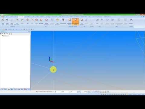 Parametric Sketcher | Alphacam 2016 R1