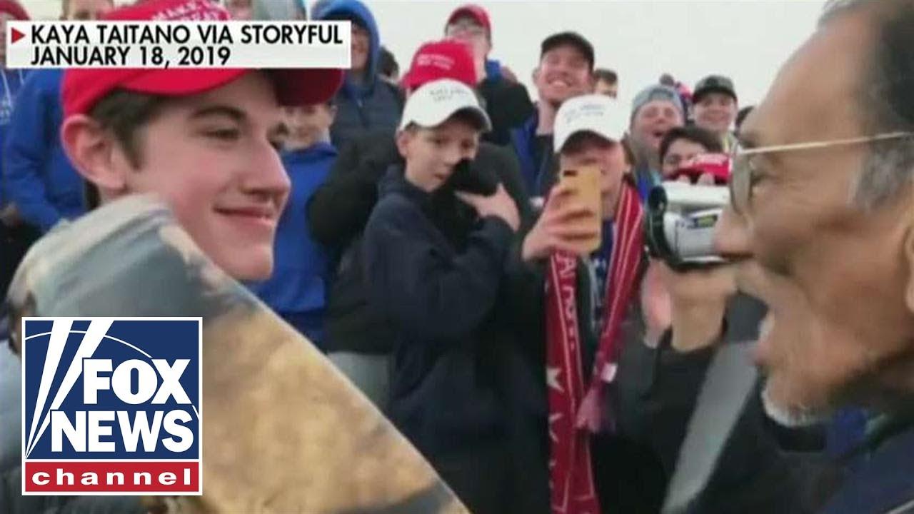 CNN settles $275M lawsuit with Covington student Nick Sandmann - FOX News