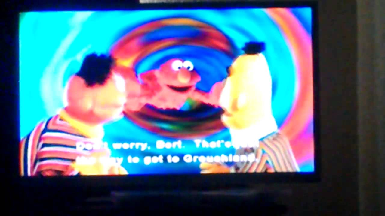 Elmo in grouchland bert and Ernie2  YouTube