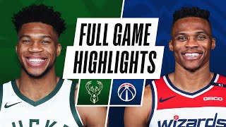 Game Recap: Bucks 125, Wizards 119