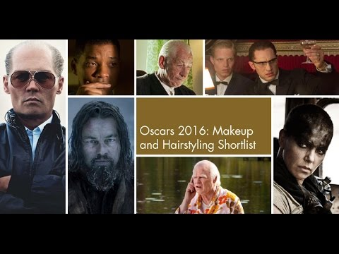 2016 Oscar Winner Prediction Best Makeup And Hairstyling Youtube