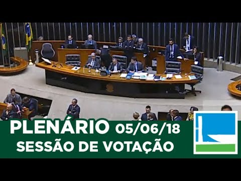Plenário - Sessão Deliberativa - 05/06/2018