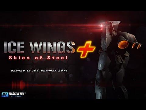 Ice Wings Plus iOS Trailer