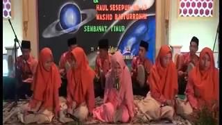 Busyrolana - Dwi MQ feat Hubbunnabi Beduk Bisu